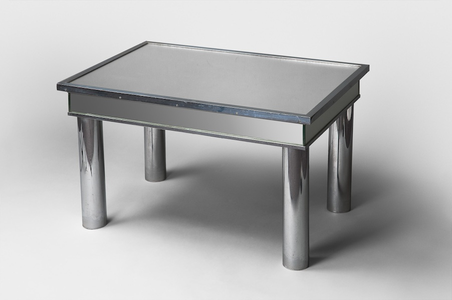 Table basse miroir Jansen