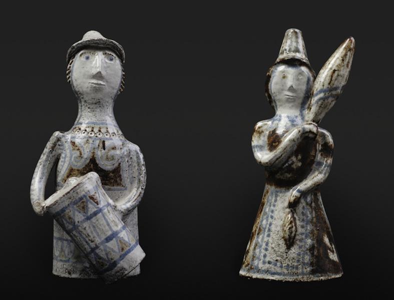 Céramique Statuettes, Jean Derval