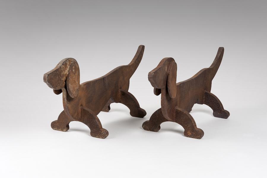 Chenets chiens