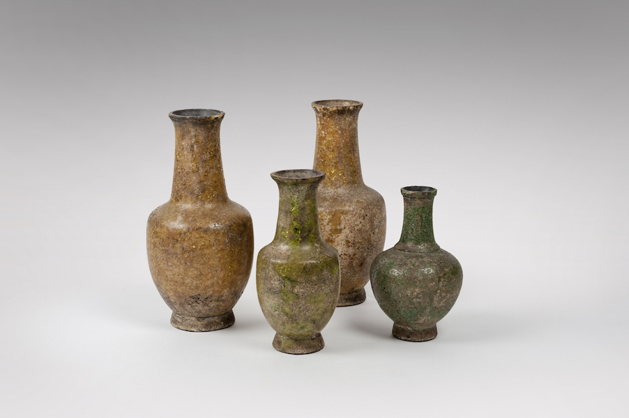 Vases résine antiques