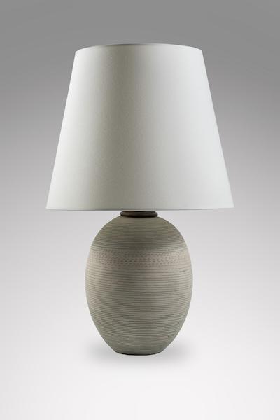 Lampe Kaza rayée