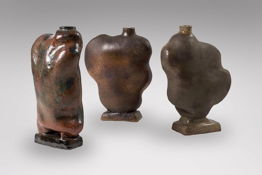 Ceramiques Dupetit brunes 1