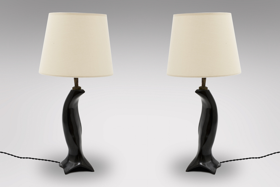 Lampes zoomorphes 1