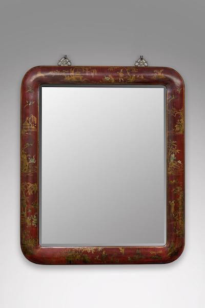 Miroir chinoisant 1