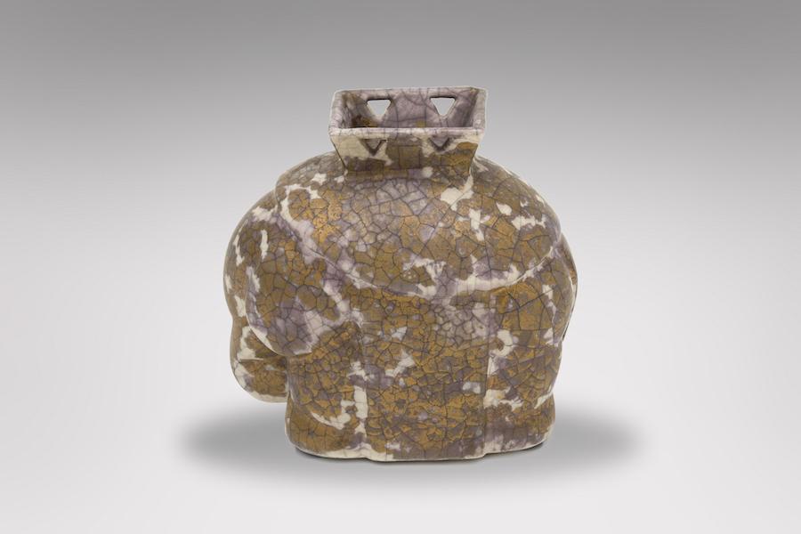 Ceramique primavera éléphant
