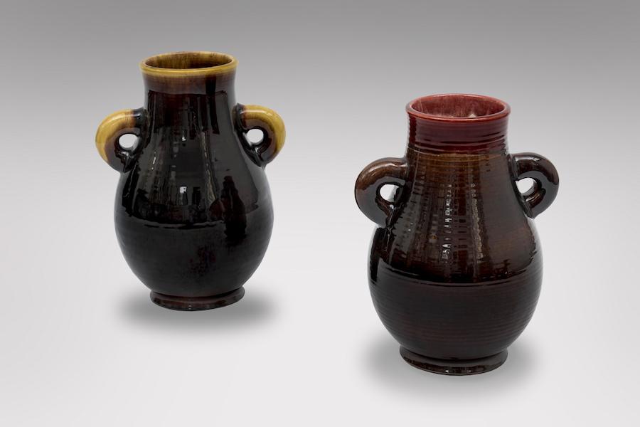 Ceramiques vases Accolay