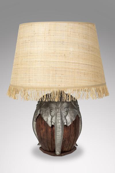 Lampe elephants 1