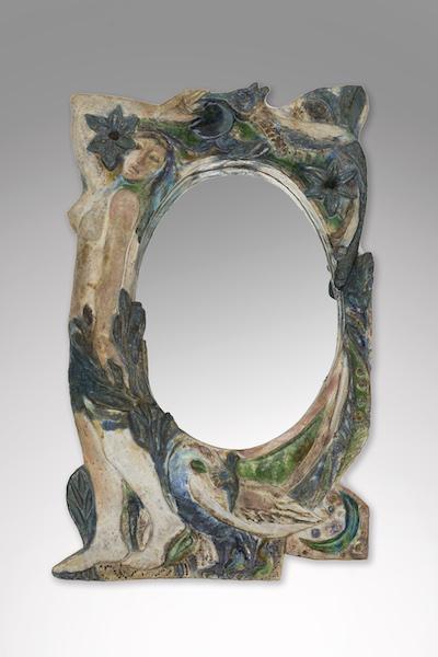 Miroir céramique 1