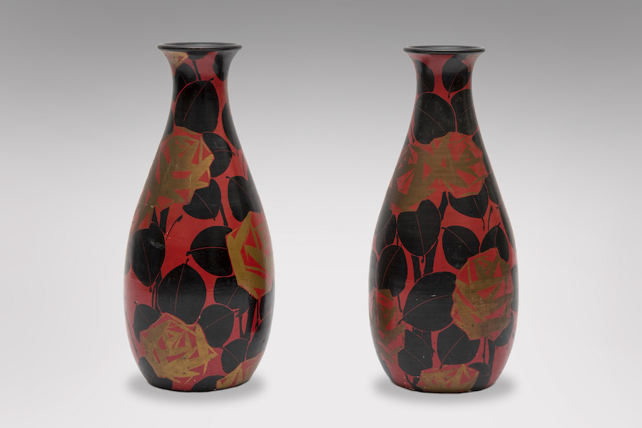 Vases rouges 1